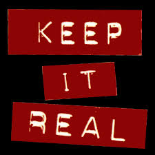 Spiritual Blog - Keep It Real