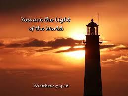 Spiritual Blog - Light of the World
