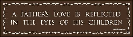 Spiritual Blog - Father's Love