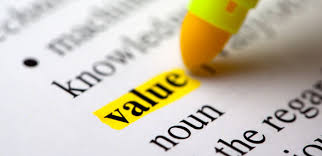 Spiritual Blog - Value
