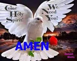 Spiritual Blog - Holy Spirit