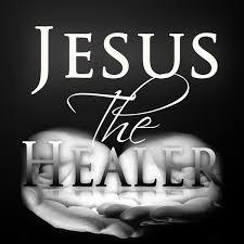 Spiritual Blog - Jesus Healer