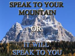 Spiritual Blog - Mountains