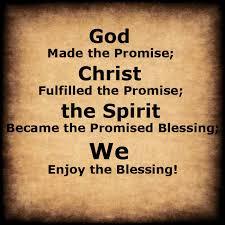 Spiritual Blog - Promise