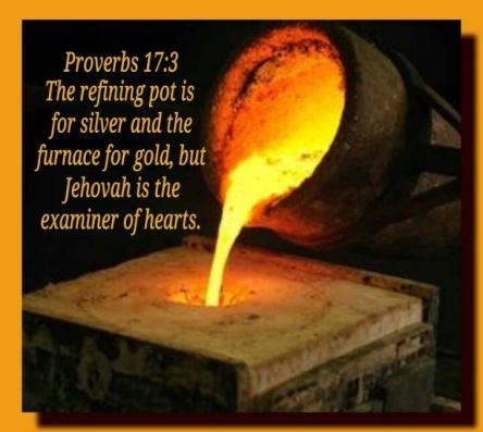 Spiritual Blog - Furnance