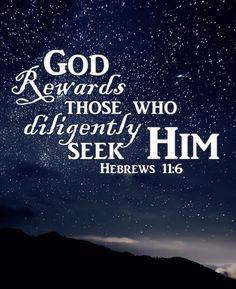 Image result for GOD REWARDS