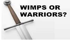 Spiritual Blog - Wimps