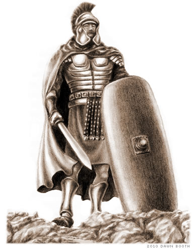 Spiritual Blog - Armor of God