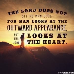 Spiritual Blog - Appearance