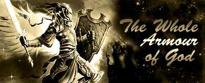 Spiritual Blog - Armor