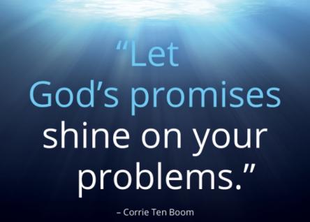 Spiritual Blog - God Shines