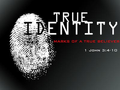 Spiritual Blog - Identity