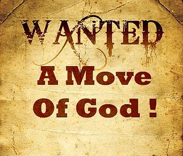 Spiritual Blog - Move of God
