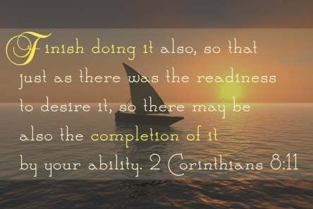Spiritual Blog - Readiness