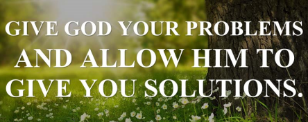 Spiritual Blog - Solutions