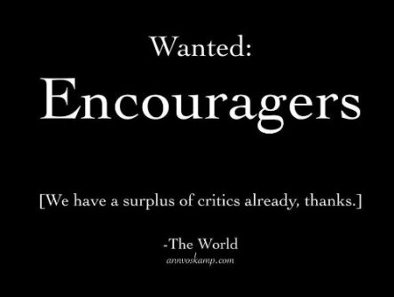 Spiritual Blog - Encouragers