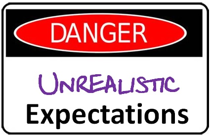 Spiritual Blog - Expectations