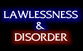 Spiritual Blog - Lawlessness