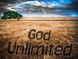 Spiritual Blog - God Unlimited