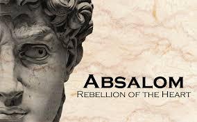 Spiritual Blog - Absalom Spirit