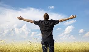 Spiritual Blog - Looking Up