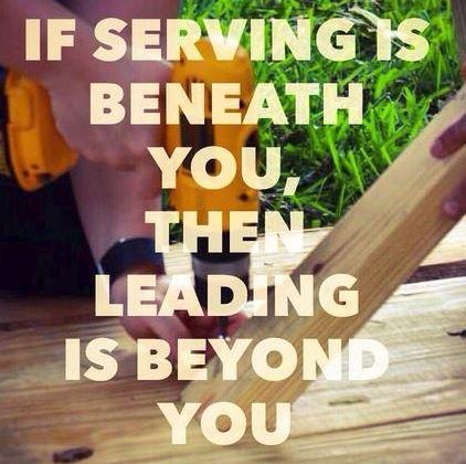Spiritual Blog - Leading
