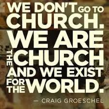 Spiritual Blog - Church