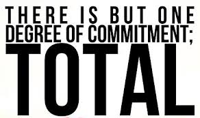 Spiritual Blog - Commitment