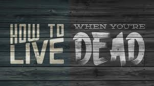 Spiritual Blog - Dead But Alive