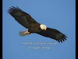 Spiritual Blog - Eagles wings