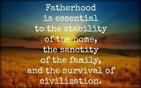 Spiritual Blog - Fatherhood
