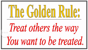 Spiritual Blog - Golden Rule