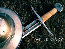 Spiritual Blog - Battle REady