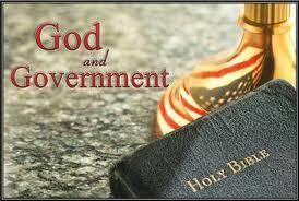 Spiritual Blog - God and Government
