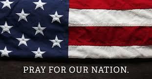 Spiritual Blog - National Prayer