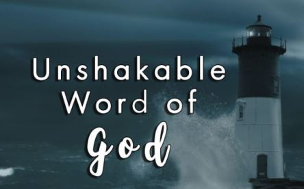 Spiritual Blog - Unshakable