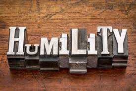 Spiritual Blog - Humility