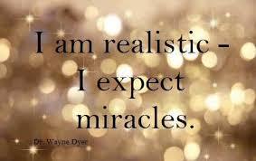 Spiritual Blog - Miracles