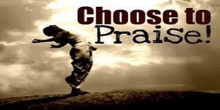 Spiritual Blog - Praise