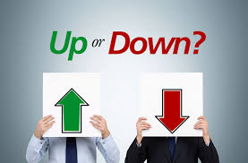 Spiritual Blog - Up or Down