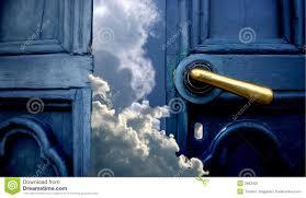 Spiritual Blog - Door