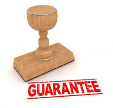 Spiritual Blog - Guarantee