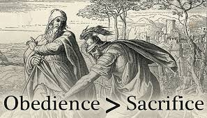 Spiritual Blog - Obedience