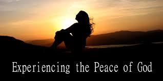 Spiritual Blog - Peace