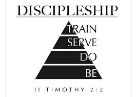 Spiritual Blog - Discipleship