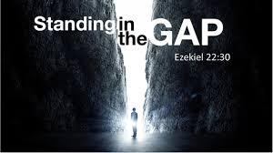 Spiritual Blog - Gap