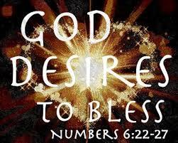 Spiritual Blog - Blessing