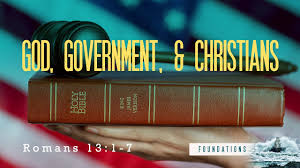 Spiritual Blog - Government