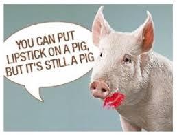 Spiritual Blog - Pigs
