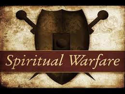 Spiritual Blog - Warfare